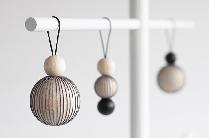 Inspiración bolas de Navidad handmade