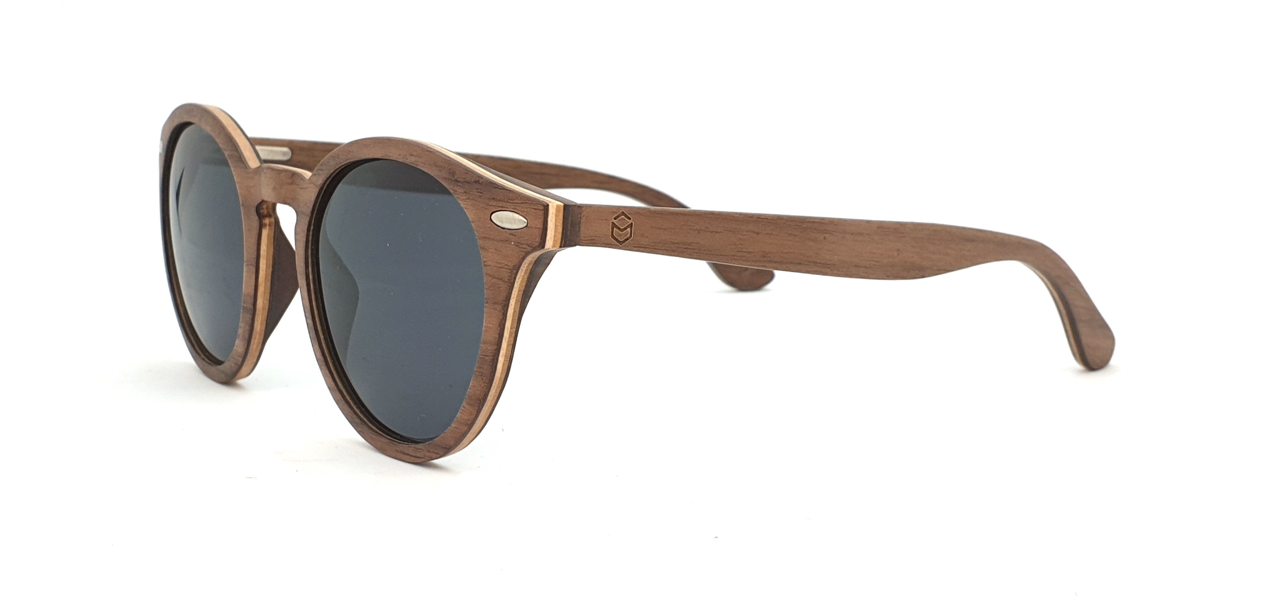 Wooden sunglasses Mabaonline Model SIDNEY