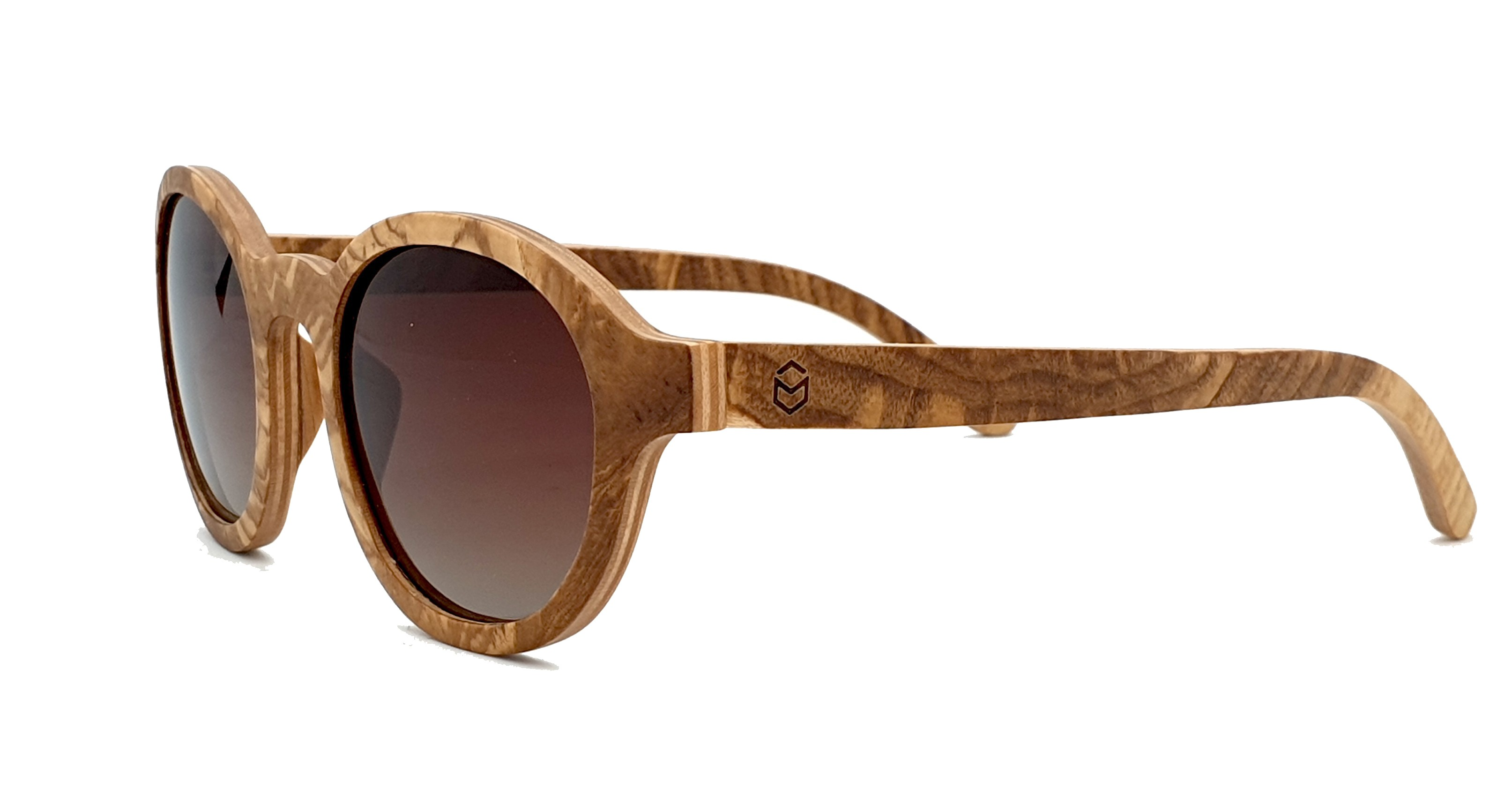 Wooden sunglasses Mabaonline Model TOKIO