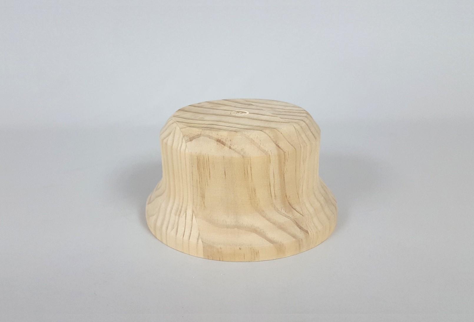 Base pine base Ø16 cm. Ref. 2546