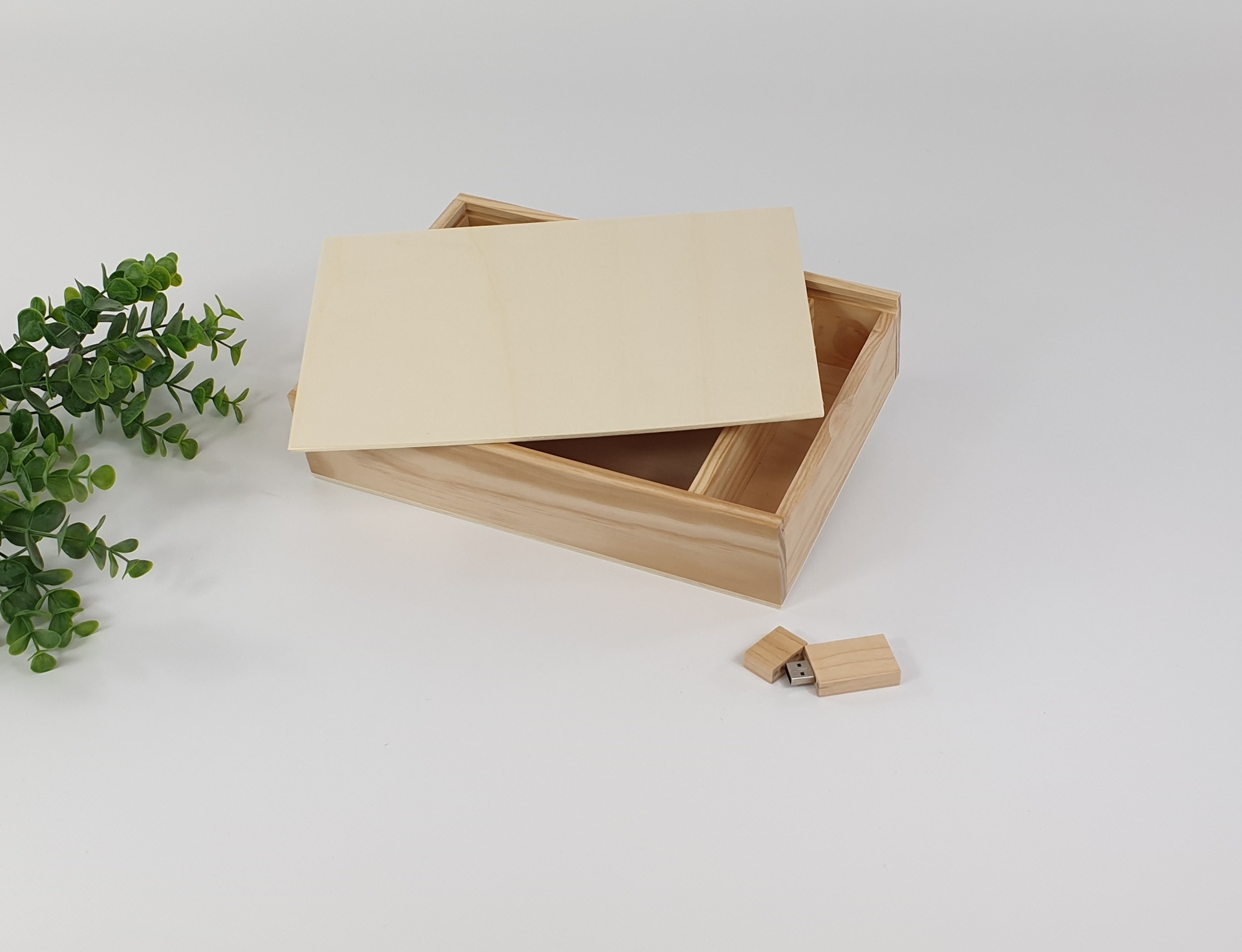 Pack Box for photographers + PenDrive Ref.Pack1454D