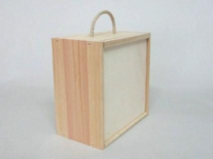 Caja pino para Queso Ref.99